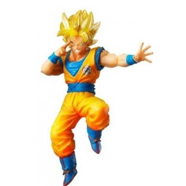 Dragon Ball Super - Bataille Figurine Goku Super Saiyan Série VS 04
