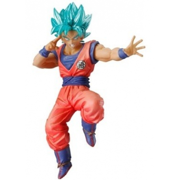 Dragon Ball Super - Bataille Figurine Goku Super Saiyan God Série VS 04