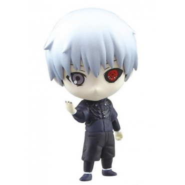 Tokyo Ghoul - Porte Clef Mini Figurine Ken kaneki SD Swing Collection
