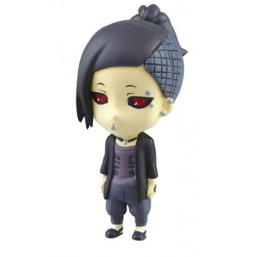 Tokyo Ghoul - Porte Clef Mini Figurine Uta SD Swing Collection