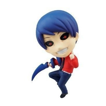 Tokyo Ghoul - Porte Clef Mini Figurine Tsukiyama Shuu SD Swing Collection