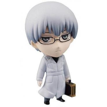 Tokyo Ghoul - Porte Clef Mini Figurine Arima Kishou SD Swing Collection