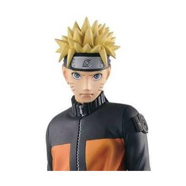 Naruto Shippuuden - Figurine Uzumaki Naruto Grandista Shinobi Relations