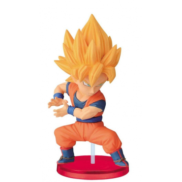 Dragon Ball Super - Figurine Son Goku Super Saiyan WCF DB055