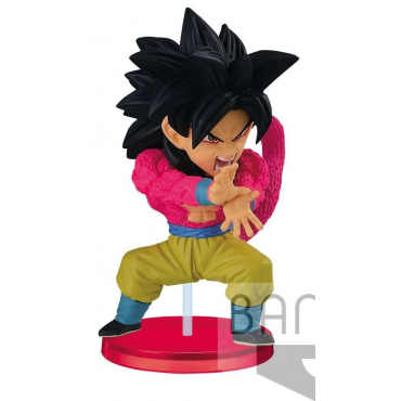 Dragon Ball Super - Figurine Son Goku Super Saiyan 4 WCF DB059