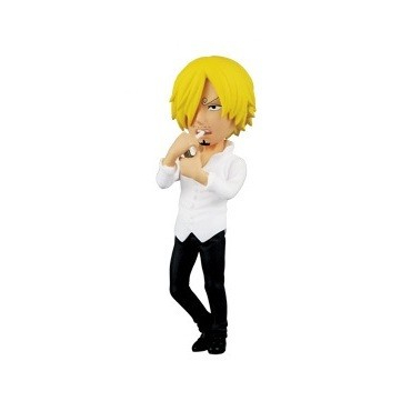 One Piece - Figurine Sanji VSF WCF 3
