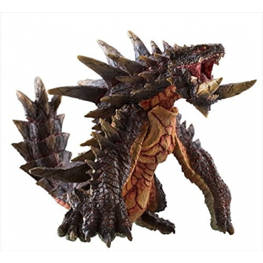 Monster Hunter - Figurine Akantor Builder Anger Plus