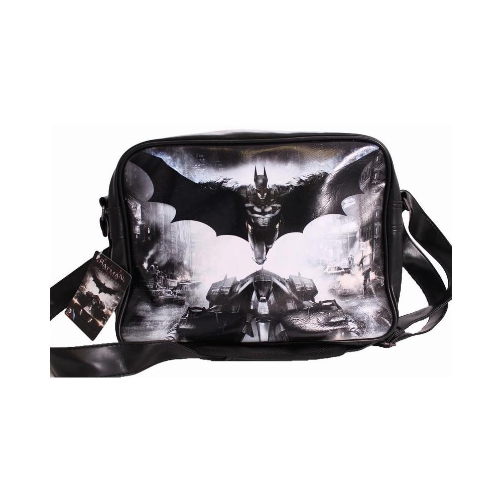 Batman - Sac Bandoulière Batmobile Et Personnage