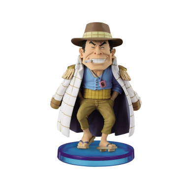 One Piece - Mini Figurine Chyaton WCF 09