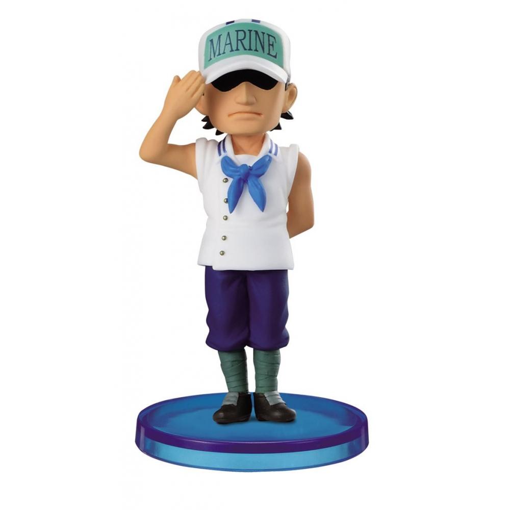 One Piece - Mini Figurine Soldat Marine WCF 07