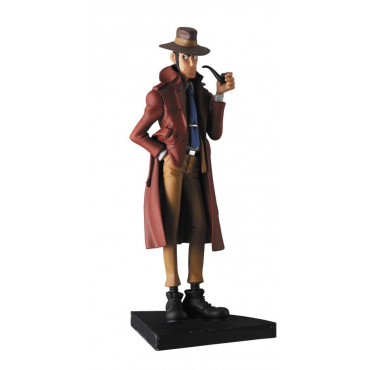 Lupin - Figurine Inspecteur Zenigata Creator X Creator
