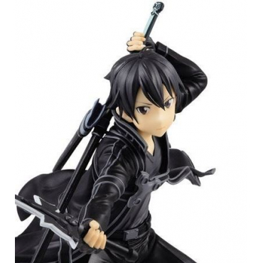 Sword Art Online - Figurine Kirito EXQ Collection