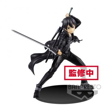 Sword Art Online - Figurine Kirito EXQ Collection