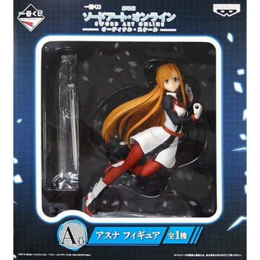 Sword Art Online - Figurine Asuna Ichiban Kuji Lot A
