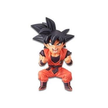 Dragon Ball Super - Figurine Son Goku Kaioken WCF SB 01