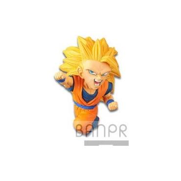 Dragon Ball Super - Figurine Son Goku Super Saiyan 3 WCF SB 03