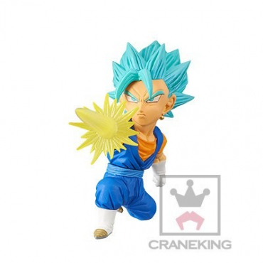 Dragon Ball Super - Figurine Vegetto Super Saiyan God WCF SB 04