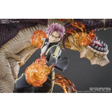 Fairy Tail - Figurine Natsu Dragon Slayer HQS