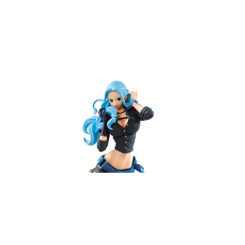 One Piece  - Figurine Nefeltari Vivi Flag Diamond Ship Code B