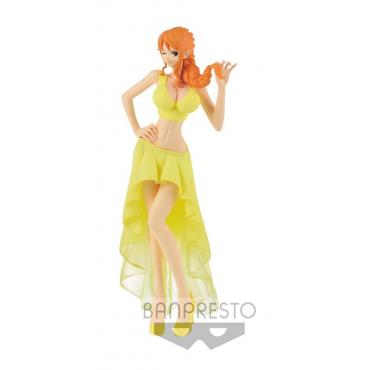 One Piece - Figurine Nami Lady Edge Wedding Special Color