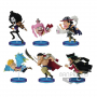 One Piece - Pack figurines WCF ChiBi History Relay 20th Vol. 3