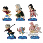 One Piece - Figurines WCF ChiBi History Relay 20th Vol. 4