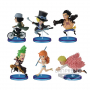 One Piece - Figurines WCF ChiBi History Relay 20th Vol. 5