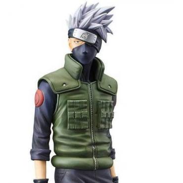 Naruto Shippuden - Figurine Kakashi Grandista