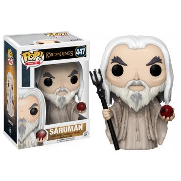 Seigneur Des Anneaux - Figurine POP Saruman
