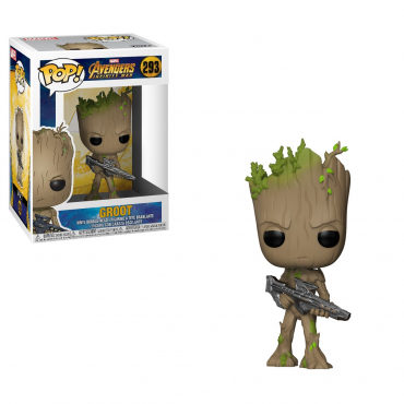 Avenger Infinity War - Figurine POP Groot