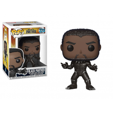 Marvel - Figurine POP Black Panther