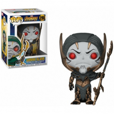 Avenger Inifinity War - Figurine POP Corvus Glaive