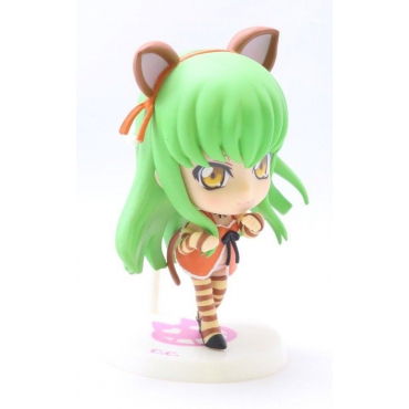 Code Geass In Wonderland - Figurine CC Kyun Chara Ichiban Kuji Lot G