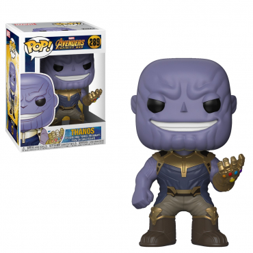 Avengers Infinity War - Figurine POP Thanos