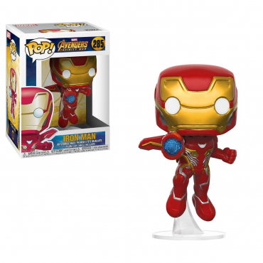 Avengers Infinity War - Figurine POP Iron Man