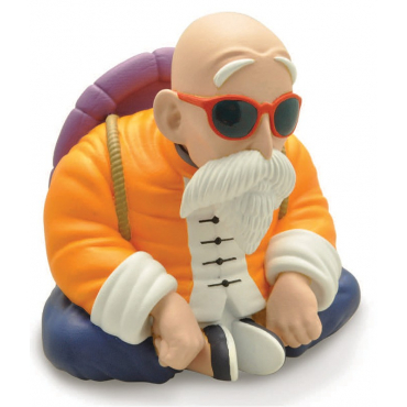 Dragon Ball - Figurine Master Roshi Mini Bank
