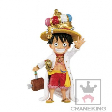 One Piece - Figurine Monkey D Luffy 50TH Anniversary 11