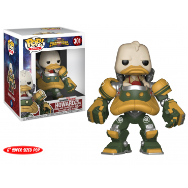 Marvel Contest Of Champions - Figurine POP Howard