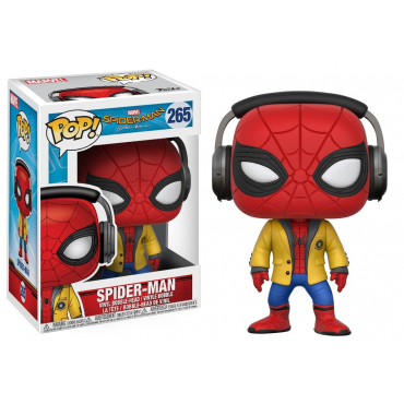 Spider Man Homecoming - Figurine POP Spider Man