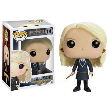 Harry Potter - Figurine POP Luna Lovegood