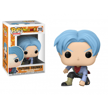 Dragon Ball Super - Figurine POP Trunks