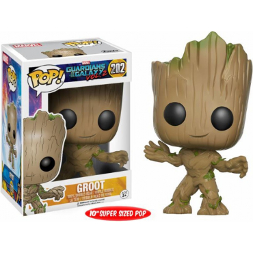 Gardien De La Galaxie - Figurine POP Giant Groot