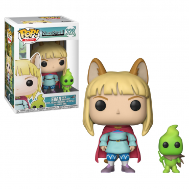 Ni Ko Kuni - Figurine POP Evan