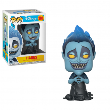 Disney: Hercules - Figurine POP Hades