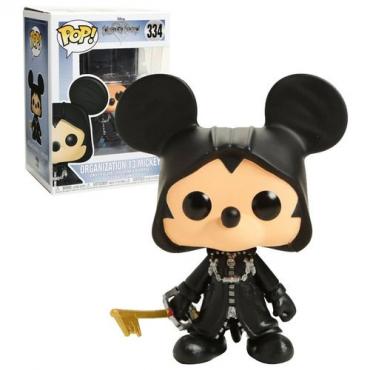 Kingdom Hearts - Figurine POP Mickey Organization 13