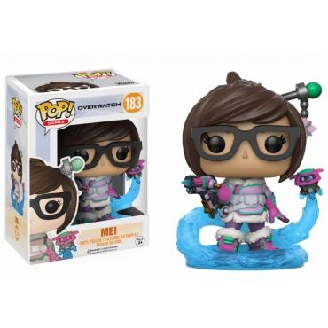 Overwatch - Figurine POP Mei Exclusive