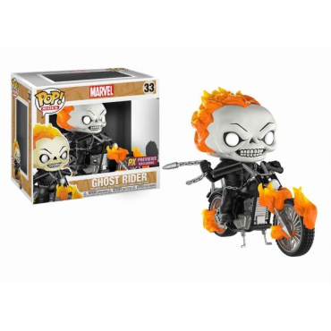 Marvel - Figurine POP Ghostrider