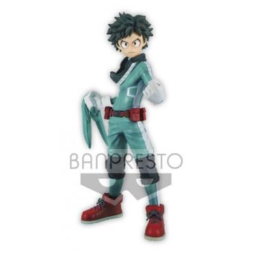 My Hero Academia - Figurine Izuki Midoriya DXF