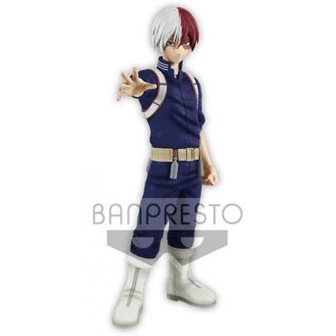 My Hero Academia - Figurine Shoto Todoroki DXF