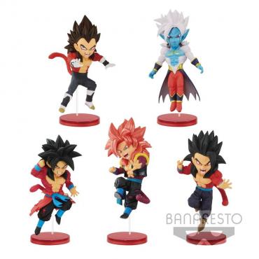 Super Dragon Ball Heroes - Pack Figurines Assortiment WCF Vol. 3